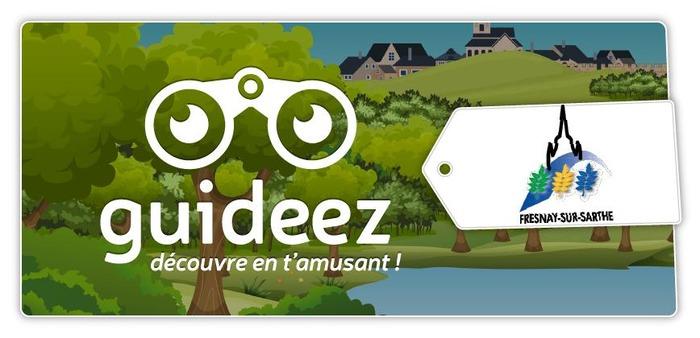 Journées du patrimoine 2018 - Visite pour enfant avec l'application GUIDEEZ