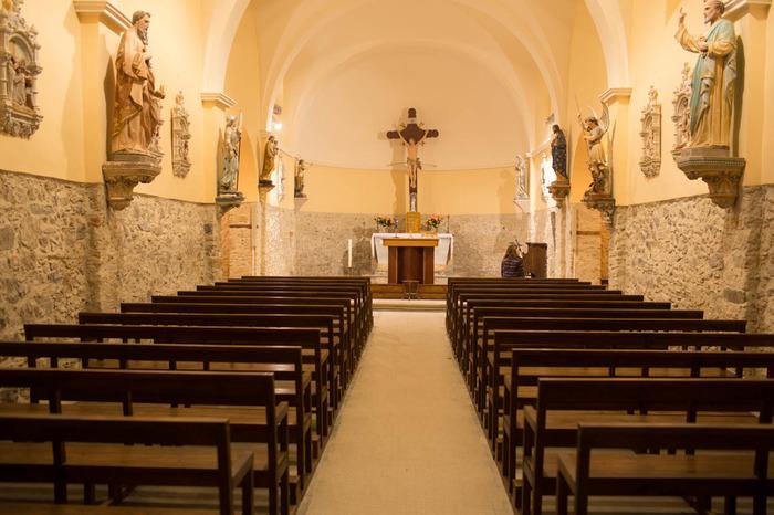 Journées du patrimoine 2017 - Visite de l'église Notre-Dame des Fournials pour les enfants