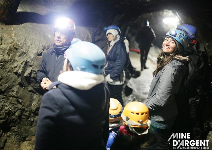 Journées du patrimoine 2018 - Visite souterraine guidée de la Mine d'argent du Fournel