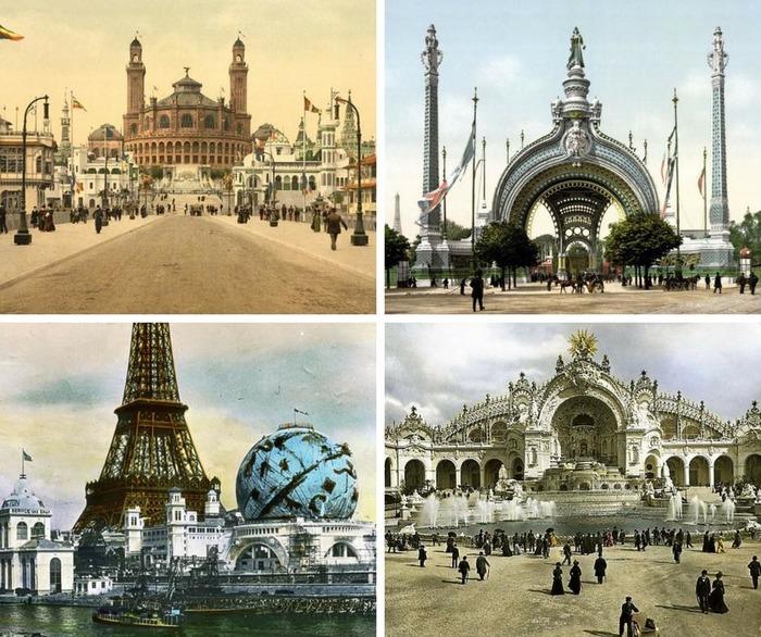 Journées du patrimoine 2018 - Visite stéréoscopique du Paris 1900