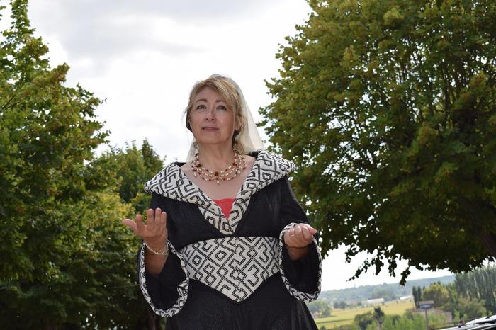 Journées du patrimoine 2018 - Visite théâtralisée de Monségur avec Dame Loïse