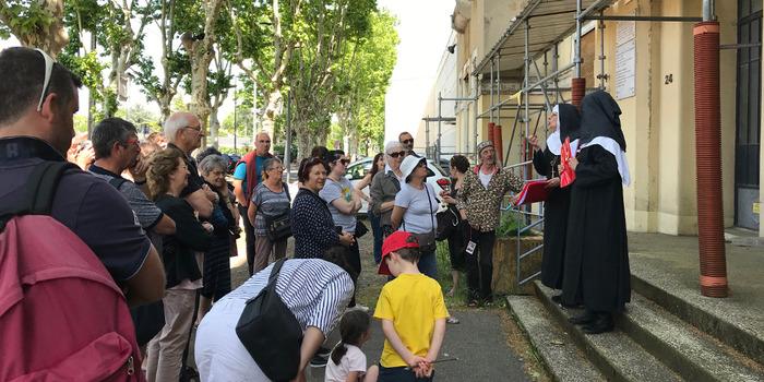 Journées du patrimoine 2018 - Visite théâtralisée de l'Autre Soie.