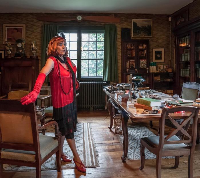 Journées du patrimoine 2018 - Visite théâtralisée de la Maison Pierre Mac Orlan (adultes)