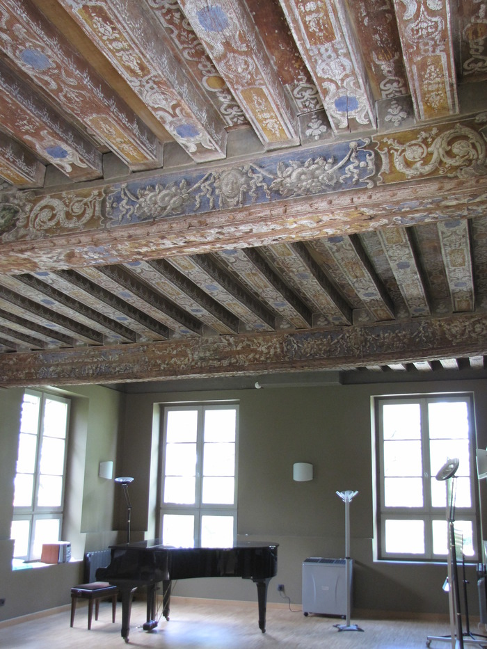 Journées du patrimoine 2018 - Visite théâtralisée et en musique de la Maison Richelieu (MMD), avec l'Ensemble Fa7