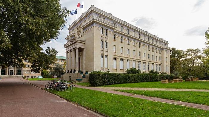 Journées du patrimoine 2018 - Visite « Un temple grec à la Cité universitaire » à La Fondation Hellénique