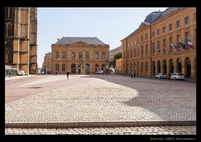 Journées du patrimoine 2018 - Visite universelle : Metz Médiévale