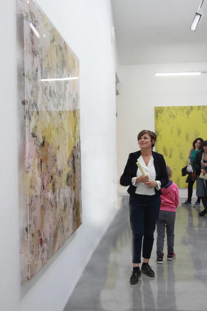 Journées du patrimoine 2018 - Visite VIP avec Sandra Patron, directrice du musée