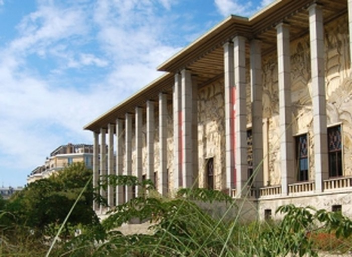 Journées du patrimoine 2018 - Visite historique et architecturale du Palais de la Porte Dorée