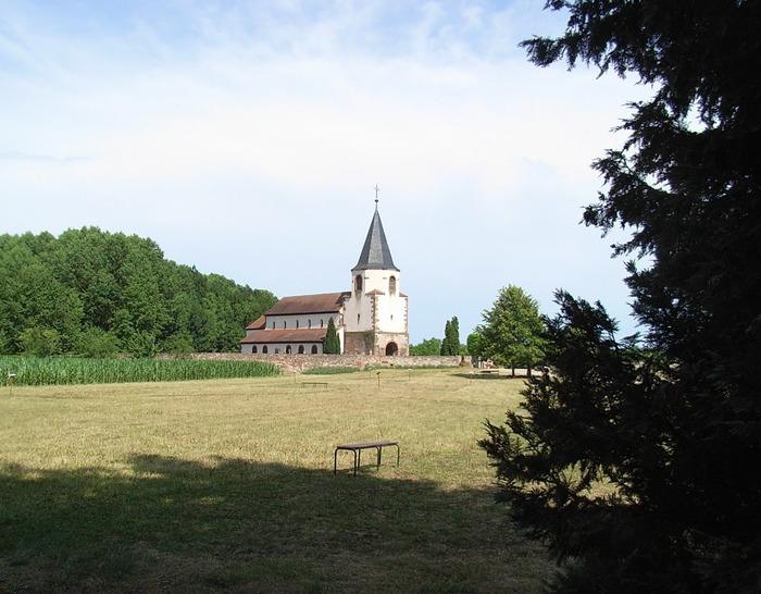 Journées du patrimoine 2018 - Le Dompeter, ancienne Domus Petri d'Avolsheim