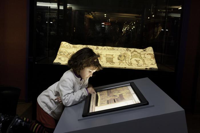 Crédits image : Musée de la Tapisserie de Bayeux ©Bayeux Museum