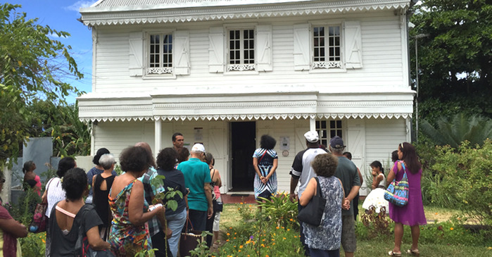 Journées du patrimoine 2018 - Visiter le Domaine de Manapany