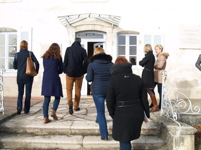 Journées du patrimoine 2018 - Visite commentée du mémorial d'Izieu.