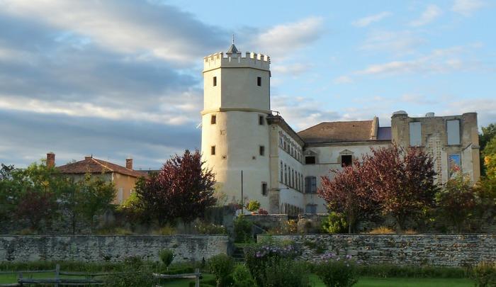 Journées du patrimoine 2018 - Visites accompagnées au château.