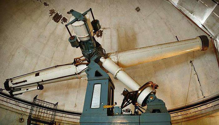 Visites art et science à l'observatoire astronomique à Floirac