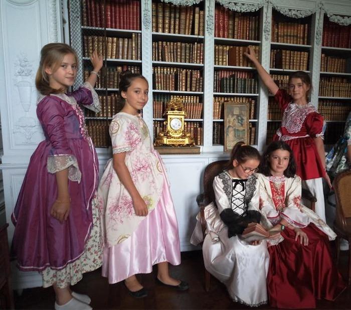 Journées du patrimoine 2018 - Visites au Château d'Arcelot