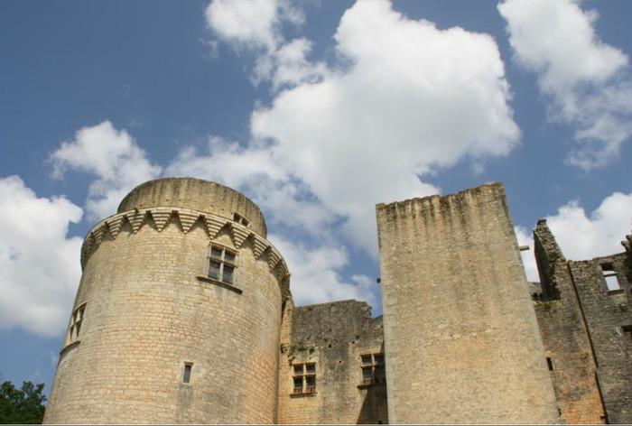 Crédits image : © Château de Bonaguil