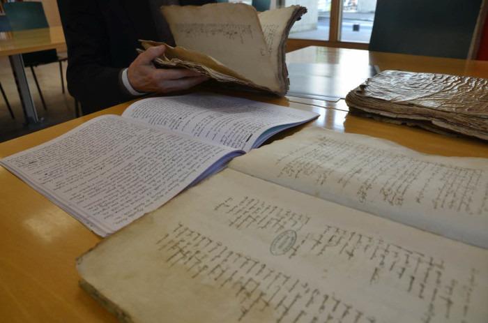 Journées du patrimoine 2018 - Visites commentées : à la découverte des livres et documents anciens de la Médiathèque