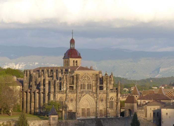 Journées du patrimoine 2018 - Visite commentée autour du site historique de Saint-Antoine-l'Abbaye.