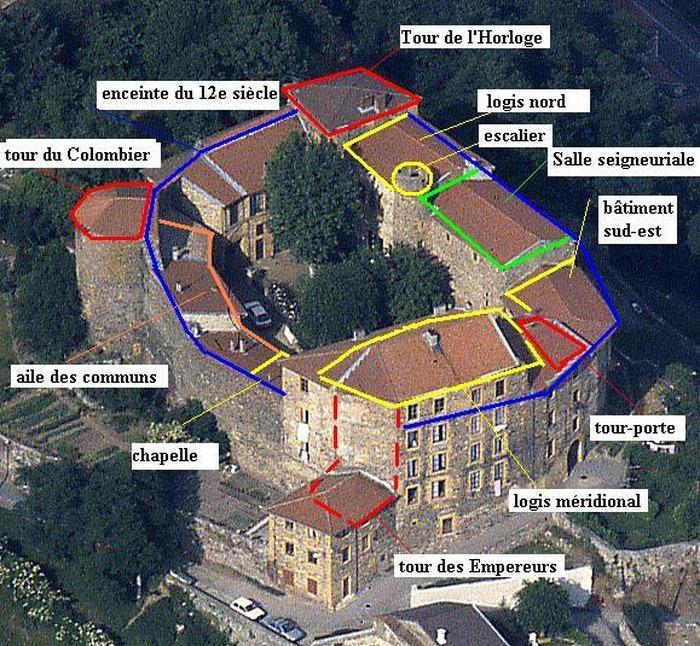 Journées du patrimoine 2018 - Visites commentées au château de Montbloy.