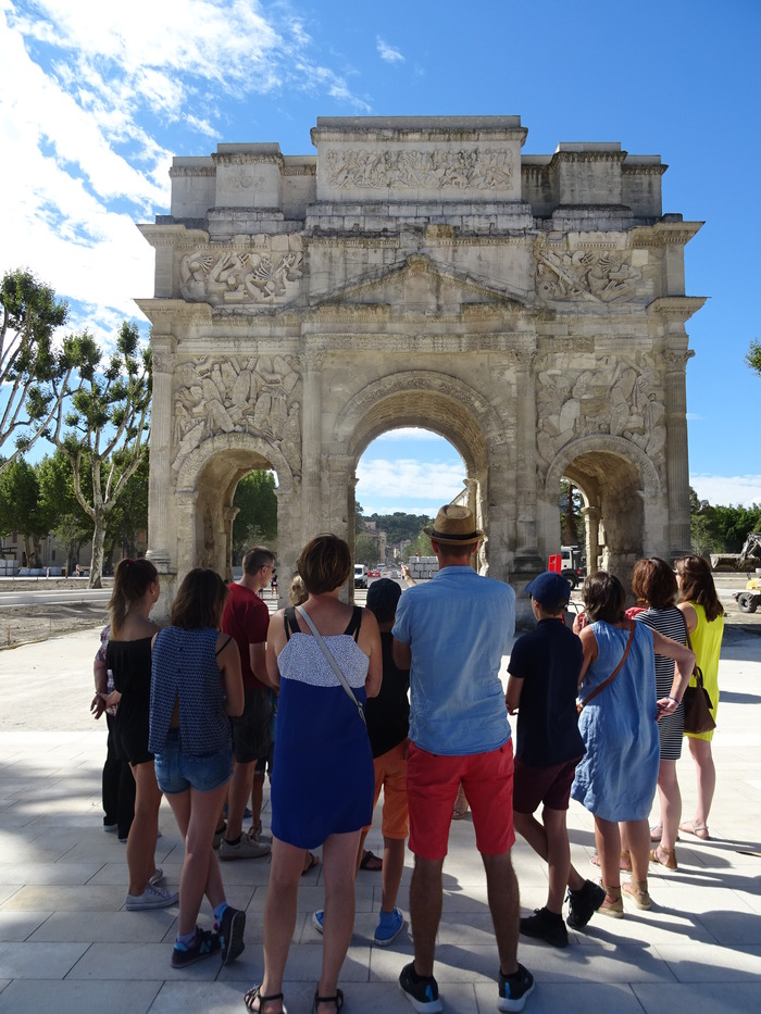 Journées du patrimoine 2018 - Visites commentées de l'Arc de Triomphe