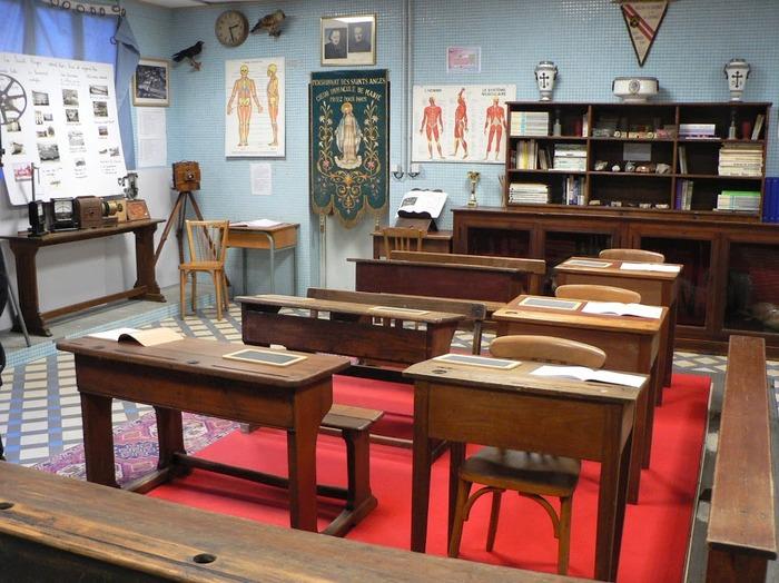 Journées du patrimoine 2018 - Visites commentées d'un musée scolaire