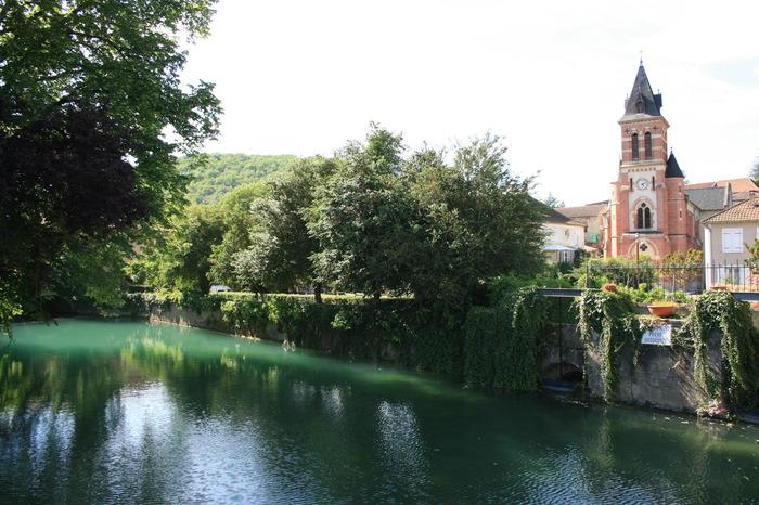 Journées du patrimoine 2018 - Visite guidée de l'église paroissiale Saint-Pierre-ès-Liens et de la première amenée d'eau de Calamane