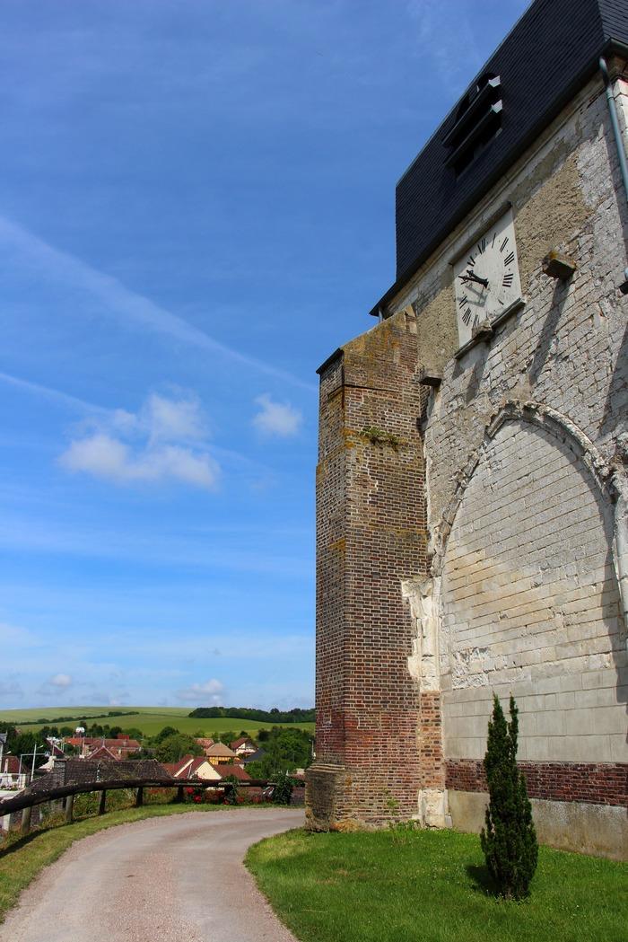 Journées du patrimoine 2020 - Visites commentées de l'église Saint-Alban