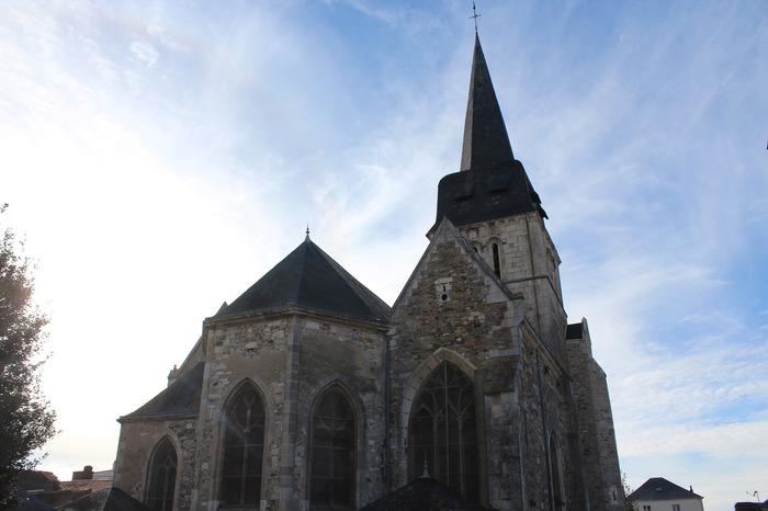 Journées du patrimoine 2018 - Visites commentées de l'église Saint-Gilles