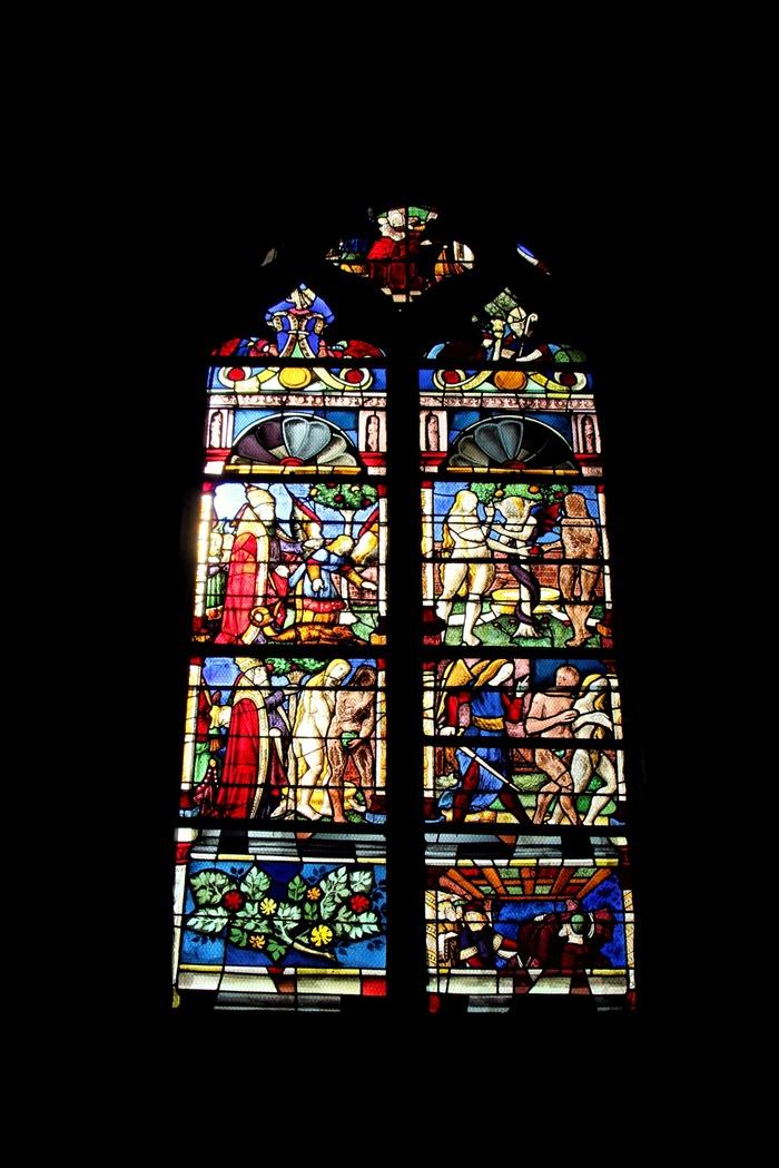 Journées du patrimoine 2018 - Visites commentées de l'église Saint-Patrocle