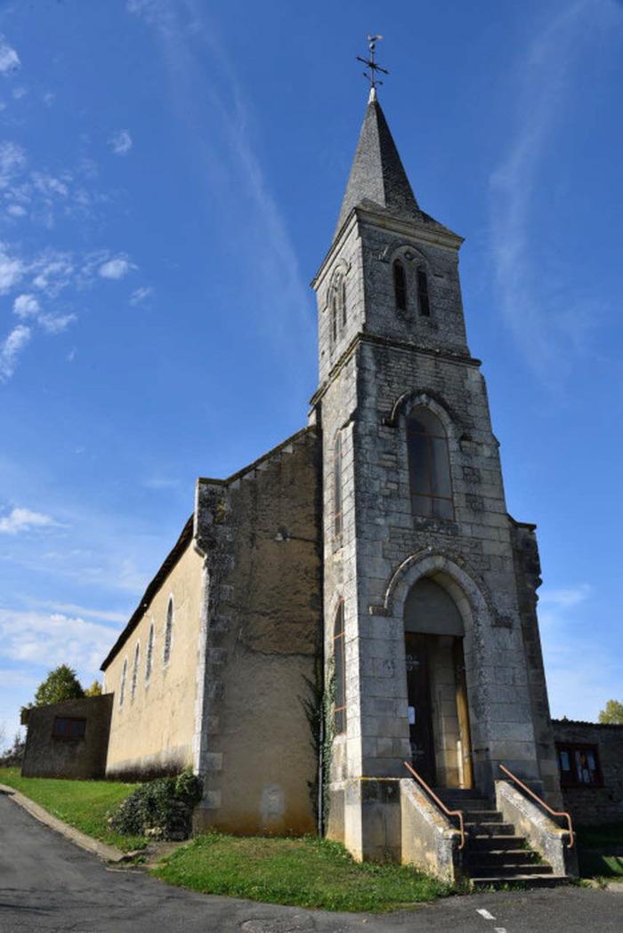 Journées du patrimoine 2018 - Visites commentées de l'église Sainte-Théodosie