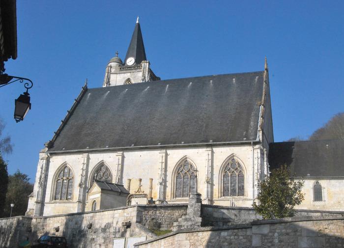 Journées du patrimoine 2018 - Visite guidée de l'église Saint-Martin de Villequier (Rives-en-Seine)