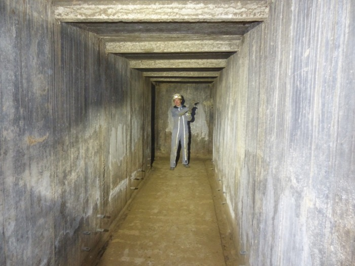 Journées du patrimoine 2018 - Visites commentées de l'exposition Les galeries souterraines de Fontenay-aux-Roses