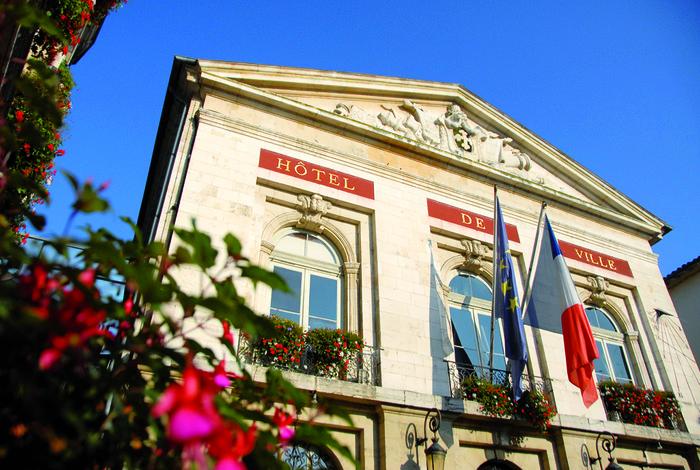 Journées du patrimoine 2018 - Visites commentées de l'Hôtel de ville.