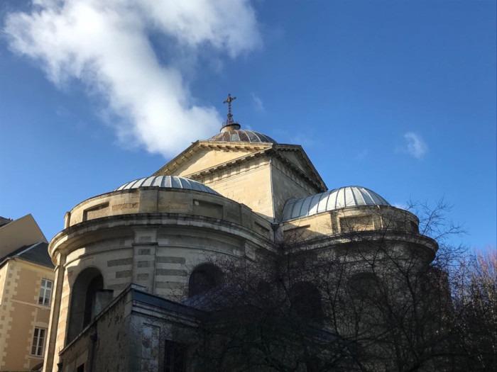 Journées du patrimoine 2018 - Visites commentées de la chapelle des Feuillants