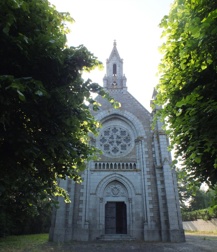 Journées du patrimoine 2017 - Visites commentées de la Chapelle du Sacré Coeur