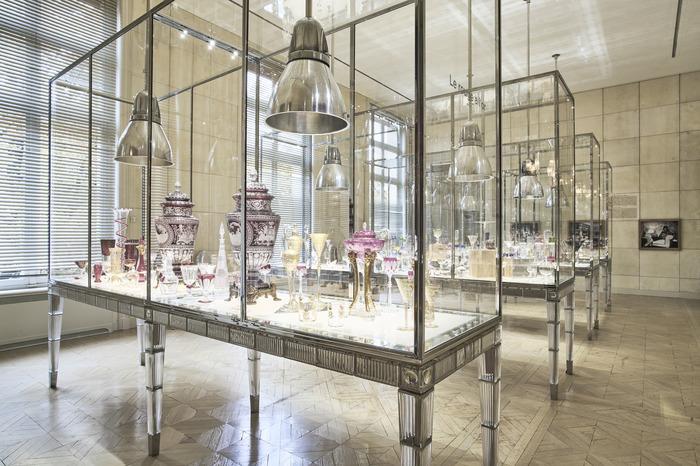 Journées du patrimoine 2018 - Visites commentées de la Galerie-Musée Baccarat
