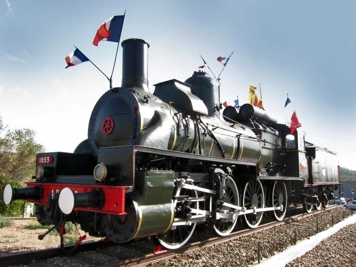 Journées du patrimoine 2017 - Visites commentées de la locomotive 4B9