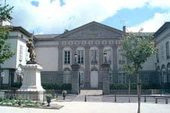 Journées du patrimoine 2017 - Visites commentées de la préfecture du Cantal
