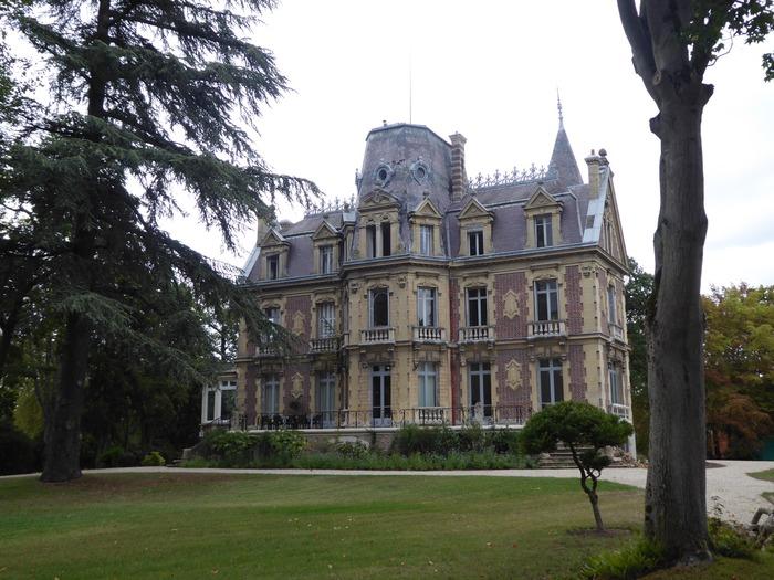 Journées du patrimoine 2017 - Visites commentées du parc de la Villa de Joséphine Baker