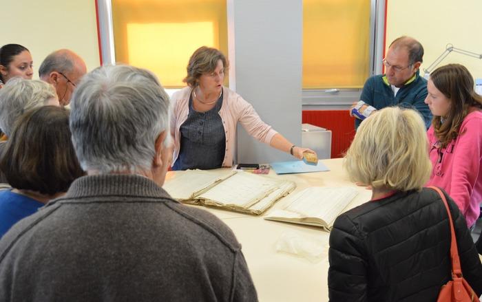Journées du patrimoine 2018 - Visites commentées des Archives départementales de Saône-et-Loire