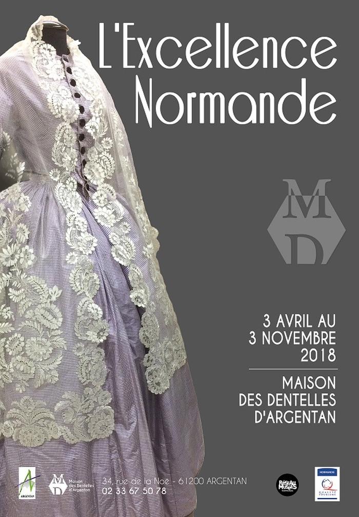 Journées du patrimoine 2018 - Visite guidée de l'exposition : l'excellence normande