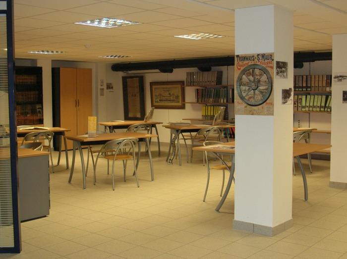 Crédits image : Archives municipales de Saint-Maur