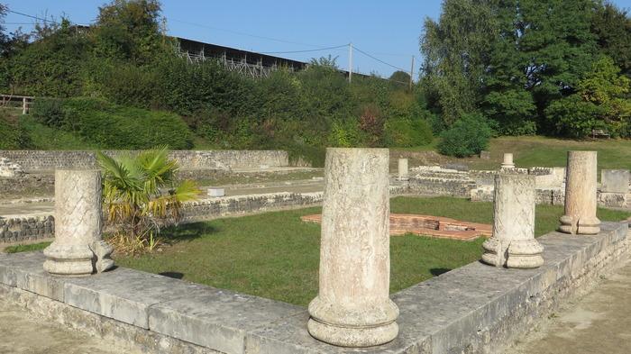 Journées du patrimoine 2018 - Visite guidée des sites archéologiques