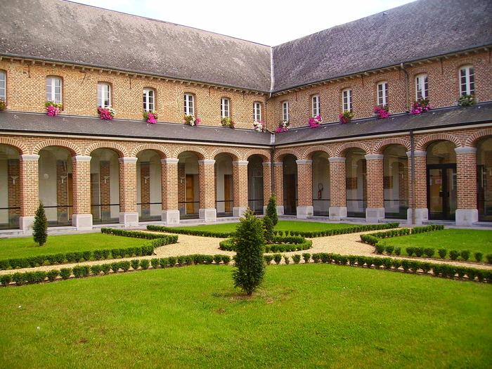 Journées du patrimoine 2018 - Visites commentées du Centre Culturel Pierre Tassin