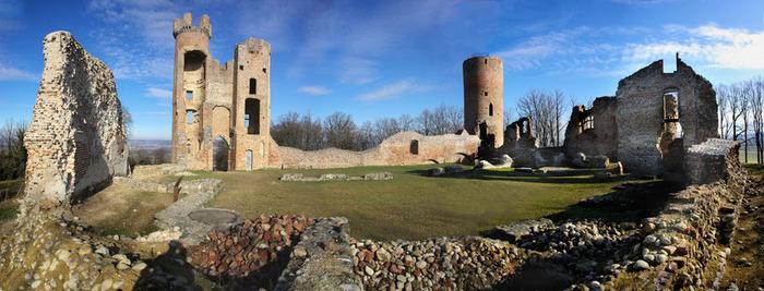 Journées du patrimoine 2018 - Visite commentée du château de Bressieux.