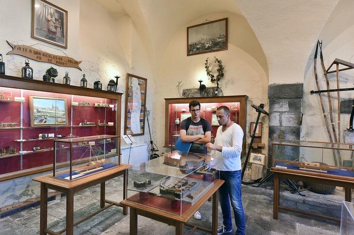 Journées du patrimoine 2018 - Visites commentées du musée de la batellerie.