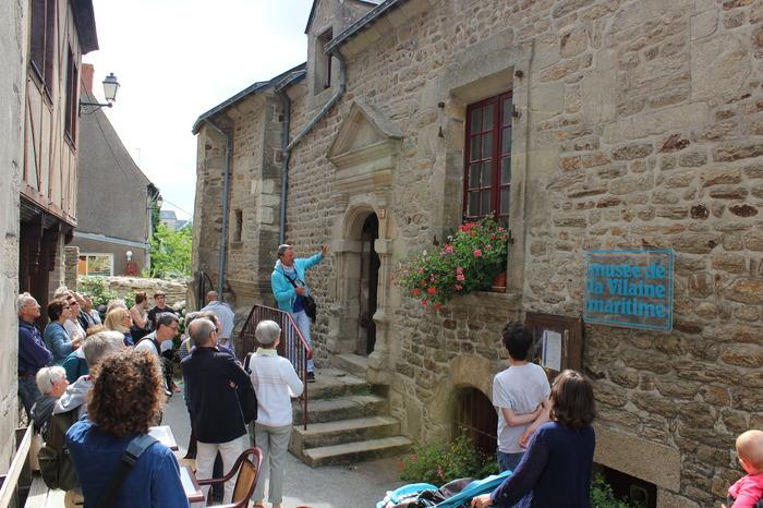 Journées du patrimoine 2018 - Visites commentées du Musée de la Vilaine Maritime