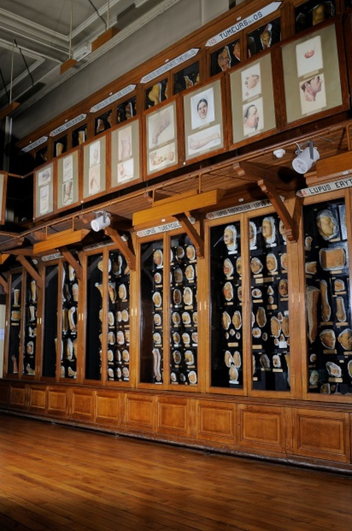 Journées du patrimoine 2018 - Visites commentées du musée des moulages par S. Dorison  (Chargée du musée-bibliothèque)