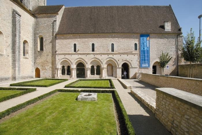 Journées du patrimoine 2018 - Visite commentée de l'abbaye de Saint-Benoît