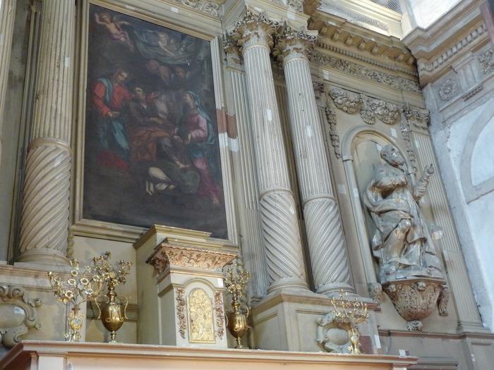 Journées du patrimoine 2018 - Chapelle des Jésuites : visites commentées et livrets découverte pour les enfants